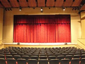 Performing Arts Center Stage